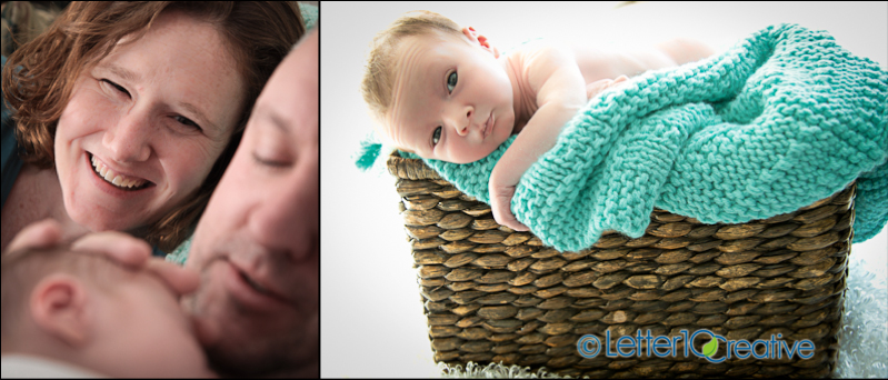 Newborn portraits near Portsmouth New Hampshire by Vermont Family Portrait Photographer