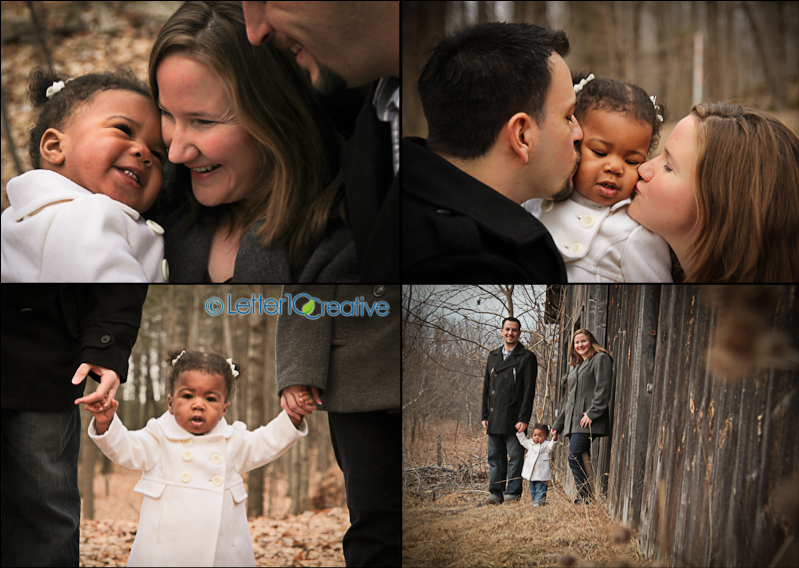 Sumner Family portraits by Vermont Photographers Letter10 Creative