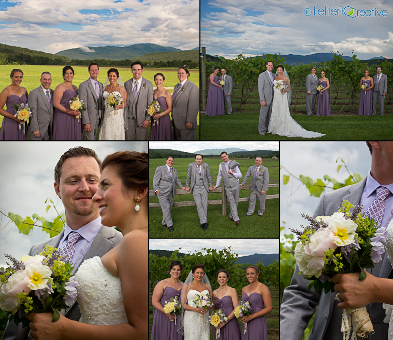 Boyden Valley Winery Wedding in Vermont by Letter10 Creative