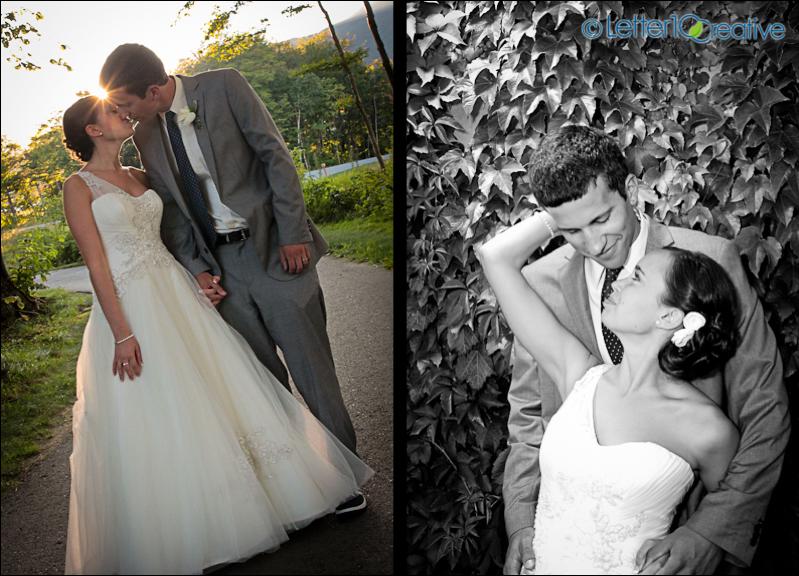 Jay Peak Summer Wedding Vermont by Letter10 Creative Photographers