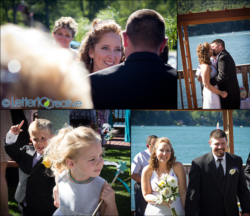 Vermont Wedding at Lake Morey Resort by Letter10 Creative