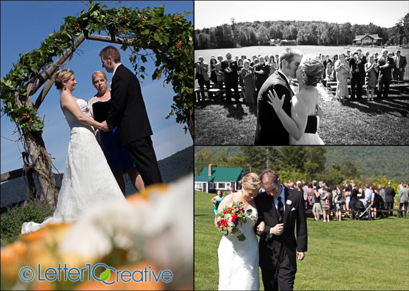 Vermont Wedding at Mountain Top Inn in Chittenden Vermont by Letter10 Creative