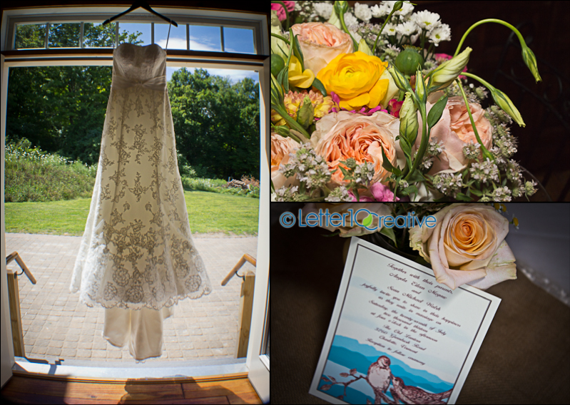 Vermont Wedding at the Old Lantern in Charlotte
