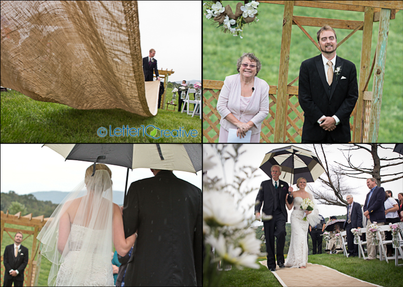 September 2013 wedding at White Rocks Inn in Wallingford Vermont by Letter10 Creative