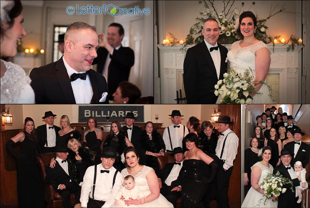 Valentine's Day Wedding in Portland Maine