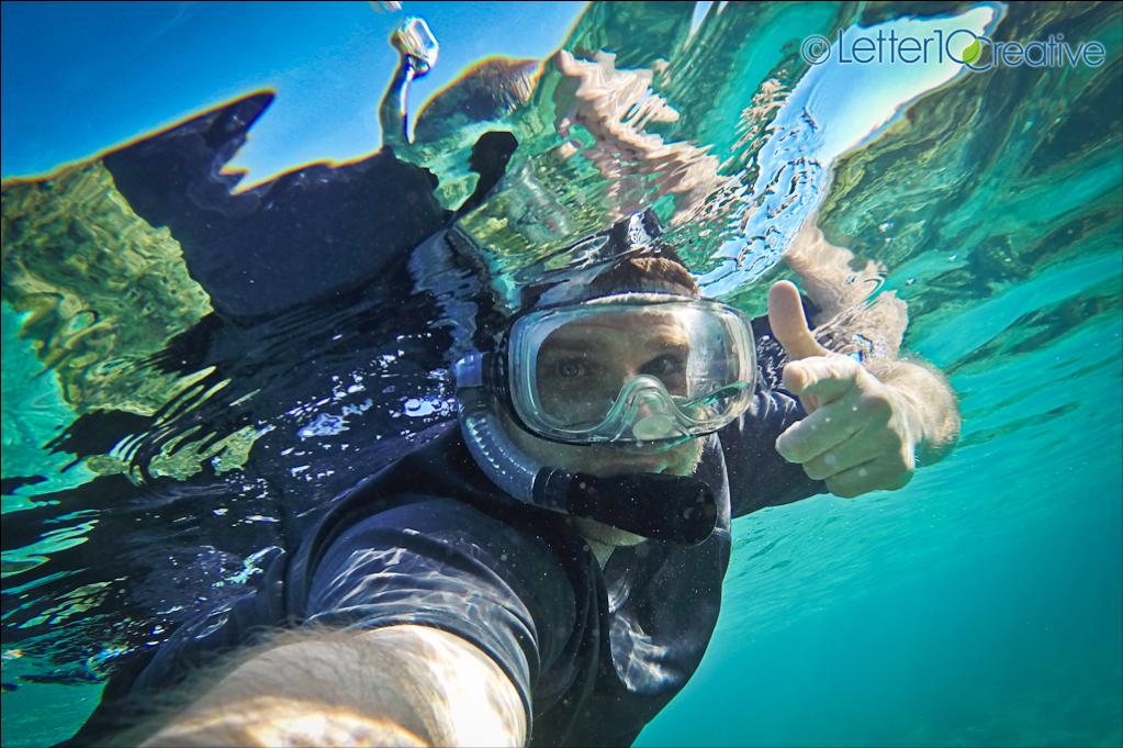 Bahamas Sailing Trip Snorkeling