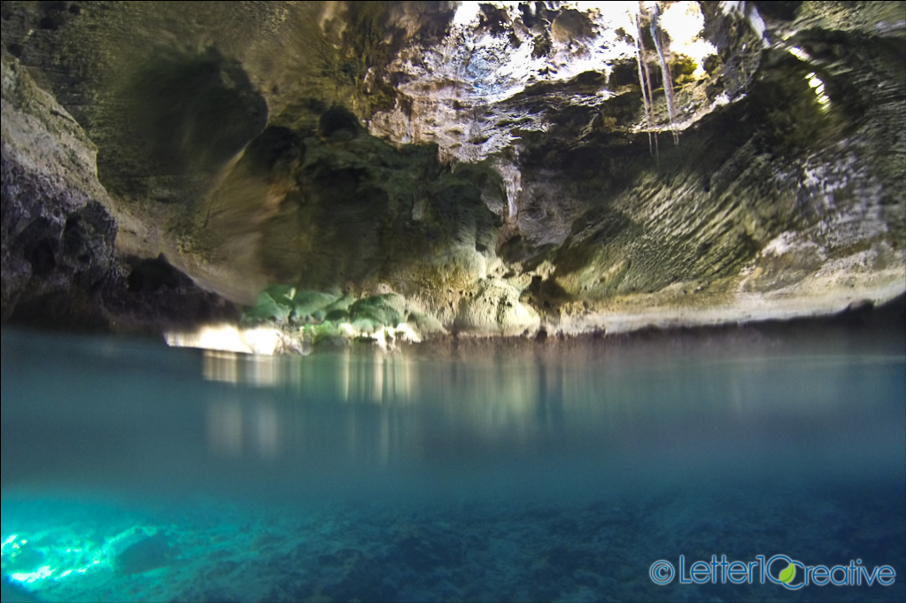 Bahamas Sailing Trip Thunderball Grotto