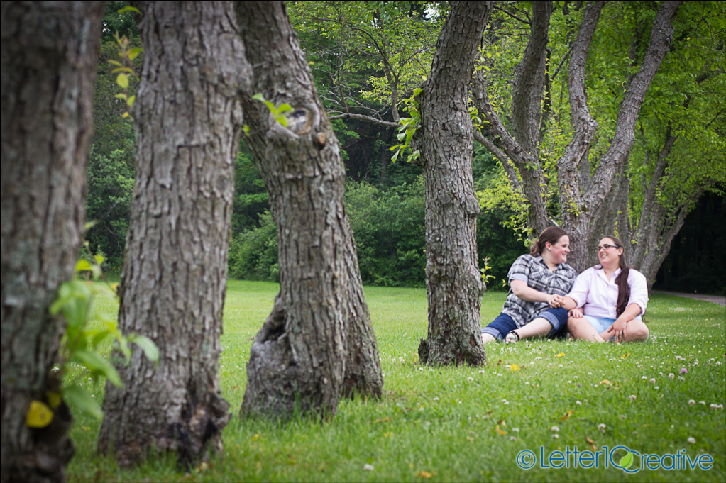 Engagement Session in Burlington Vermont by Wedding Photographers