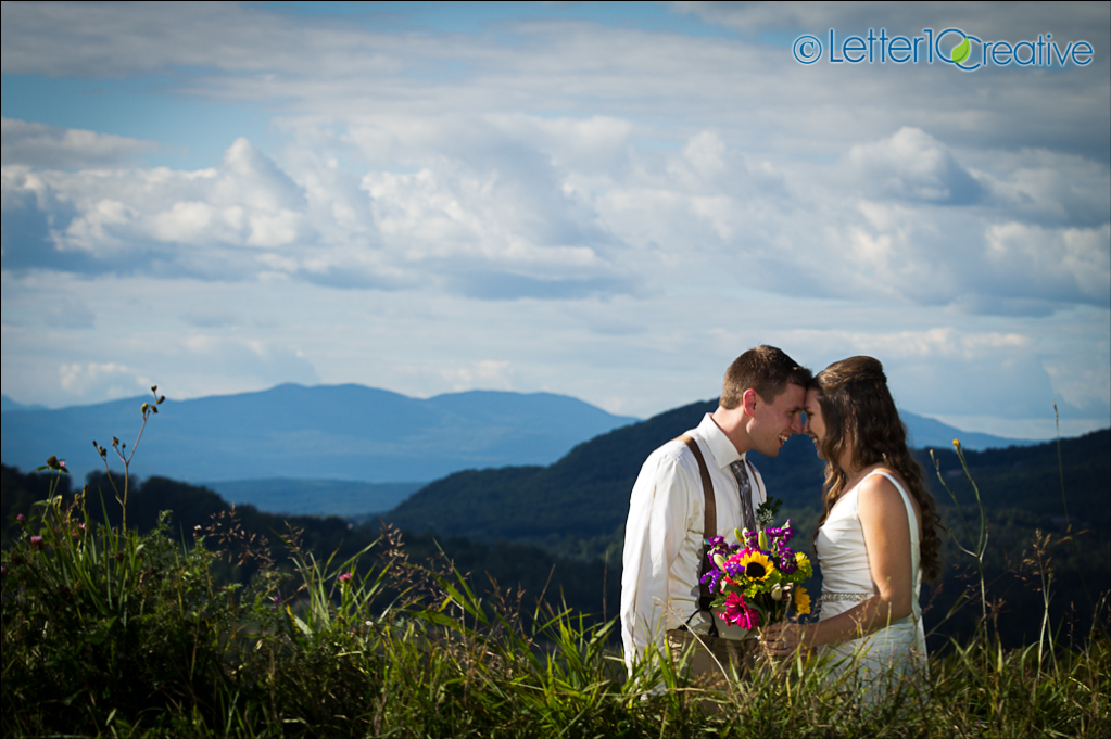 Rustic Vermont Wedding near Barre Vermont by Letter10 Creative Photographers