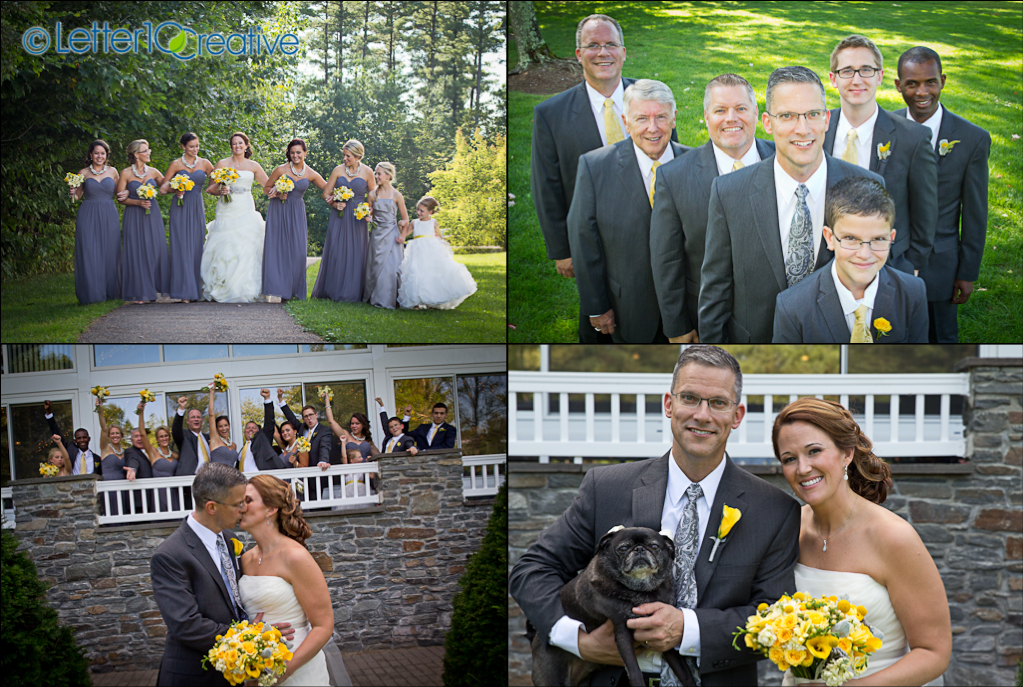 Essex Resort Wedding by Vermont Photographers Letter10 Creative
