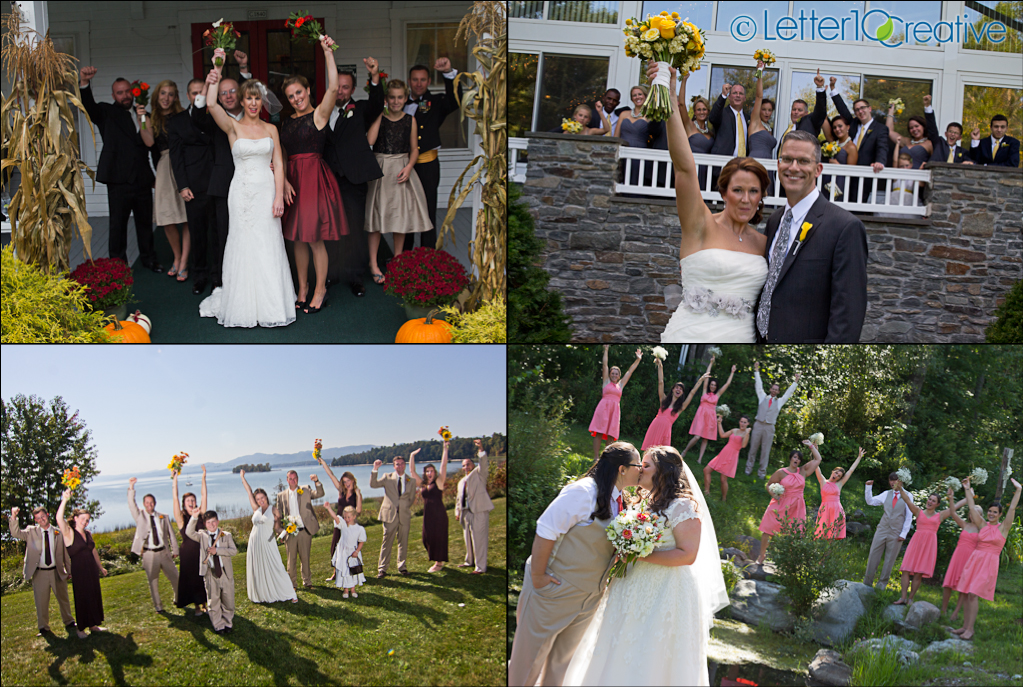Vermont Wedding Photographers win Wedding Wire Award