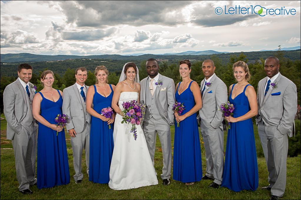 Barre Montpelier Vermont Wedding by Letter10 Creative Wedding Photographers