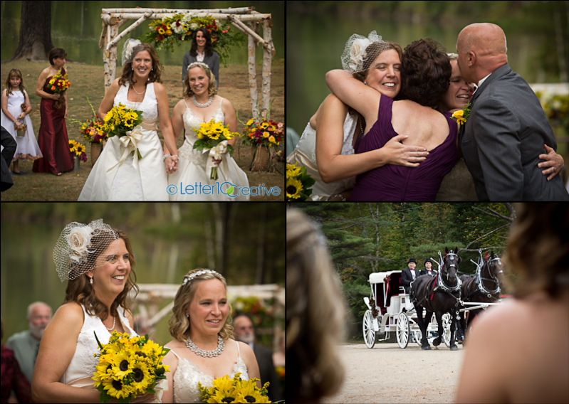 North Creek New York Fall Wedding by Letter10 Creative