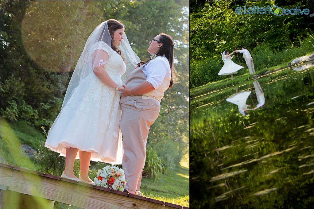 Sleepy Hollow Wedding by Vermont Photographers Letter10 Creative