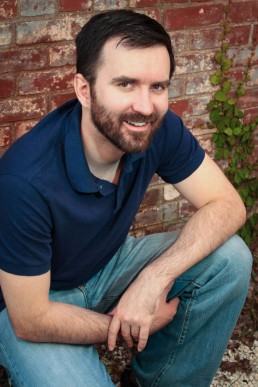 personal branding image of comedian headshot for shows