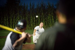 a personal branding image of wiffle ball tournament for Travis Roy Foundation